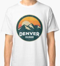 Denver Colorado / I Love Denver Classic T-Shirt