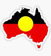 Aborigines Australien Sticker