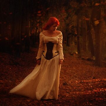 She followed where her heart told her to go, even if it meant darkness and trouble by strawberries
