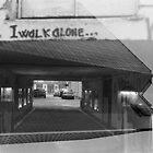 I walk alone by monicamarcov