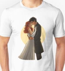 James and Lily wedding Unisex T-Shirt