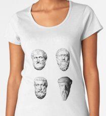 Metaphysica - Fun Metal Philosophy Shirt Women's Premium T-Shirt