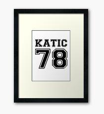 Katic #78 Framed Print