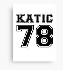 Katic #78 Canvas Print