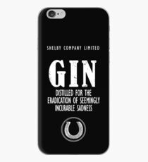 Gin The Eradication of Sadness iPhone Case