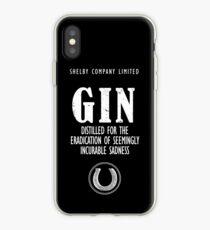 Gin The Eradication of Sadness iPhone Case