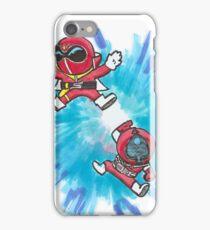 Ranger Friends! iPhone Case/Skin