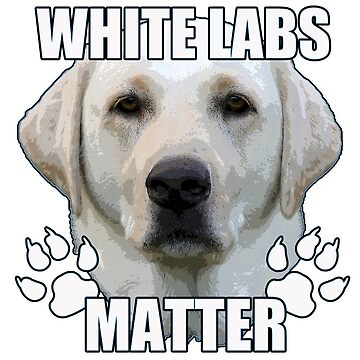 White labs matter by saltypro