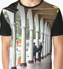 Colonnade Graphic T-Shirt