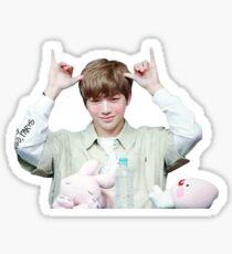 Daniel wanna one Sticker