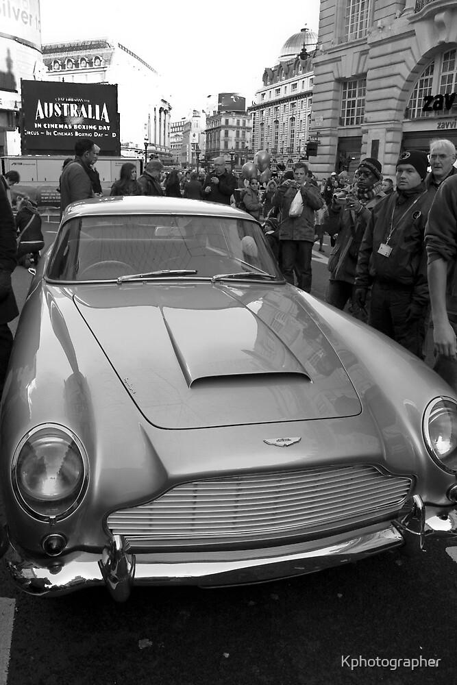 The Bondmobile! by Kphotographer