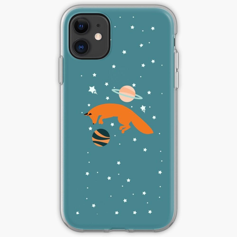 Space Fox 3 iphone case