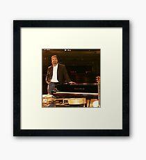 Tony DuPuis Theater XL Framed Print
