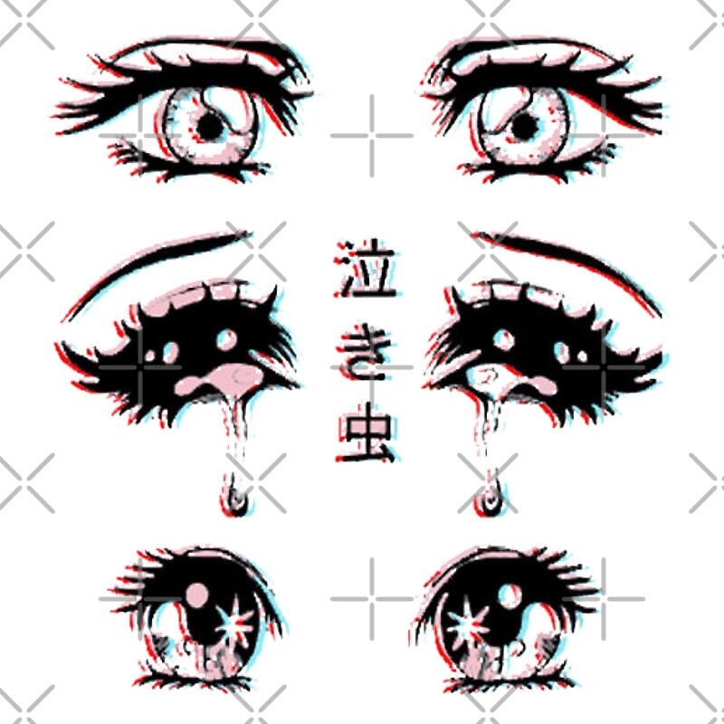 89 4 Ways To Draw Crying Anime Eyes Tears Animeoutline How To Draw