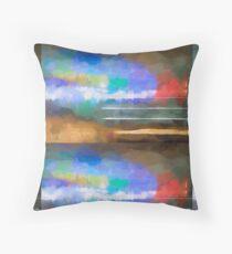 Tableau abstrait Floor Pillow
