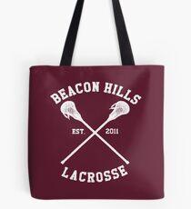 Beacon Hills Lacrosse - Teen Wolf Tote Bag
