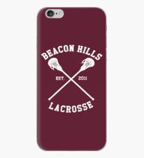 Beacon Hills Lacrosse - Teen Wolf iPhone Case