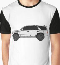 4runner Third generation (N180; 1995–2002) Graphic T-Shirt