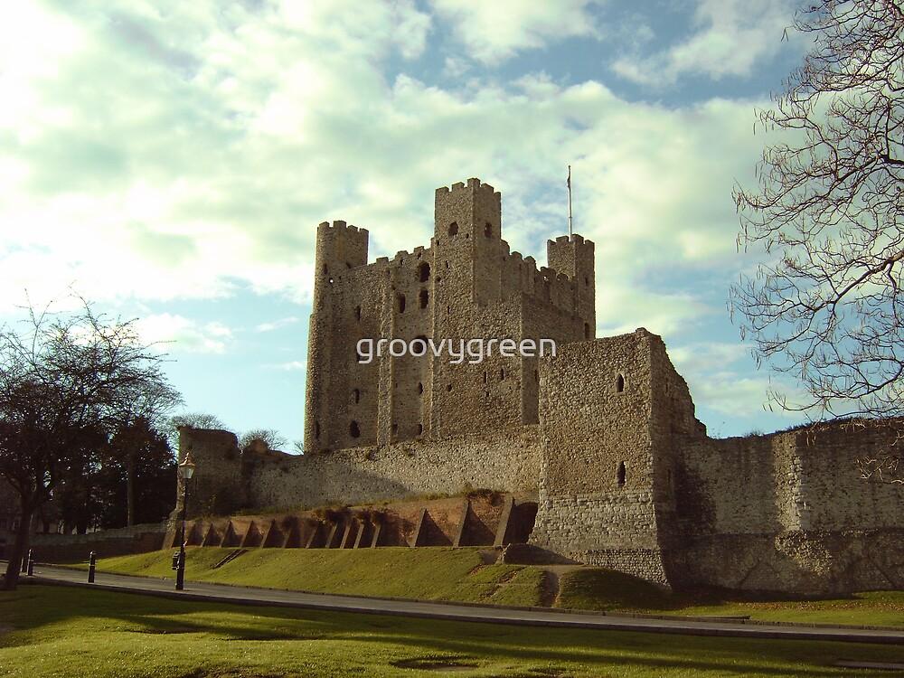 Rochester Castle - Kent by groovygreen