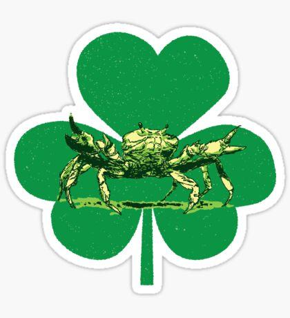 A Pinch o' Green Sticker