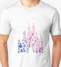Character Castle Inspired Silhouette Unisex T-Shirt