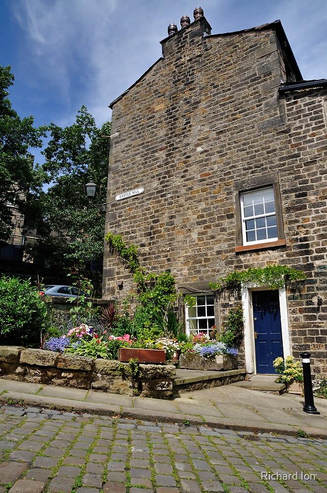 Castle Hill, Lancaster by Richard Ion
