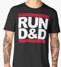 Run Dungeons and Dragons Men's Premium T-Shirt