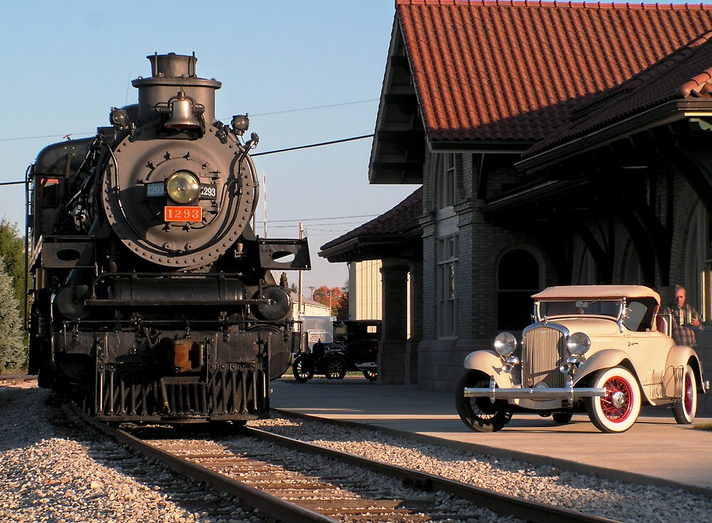 Plymouth & Steam Together Again #4 by MClementReilly