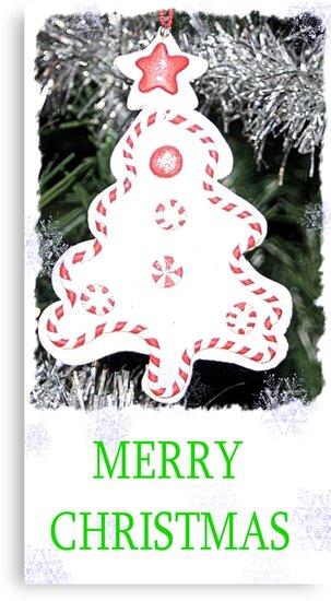 CHRISTMAS CARD TREE by BOLLA67