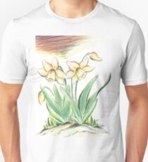 Glorious Daffodils Unisex T-Shirt