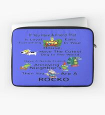 Your A Rocko Laptop Sleeve