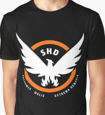 the division Graphic T-Shirt