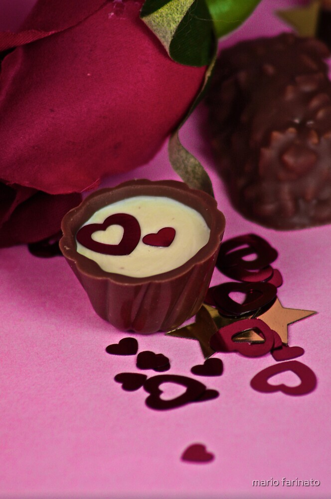 swiss chocolate by mario farinato