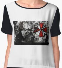Umbrella Corps. Resident evil Chiffon Top