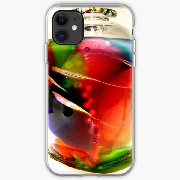 Fancy Glass iPhone Soft Case