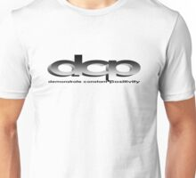 "dcp - ""demonstrate constant positivity"" Unisex T-Shirt"
