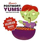 Postmort-YUMS! by Zach Roy