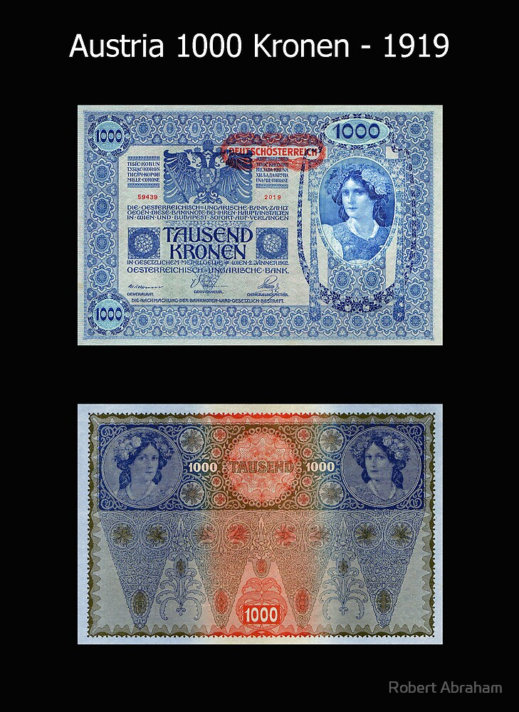 Austria - 1919 by Robert Abraham