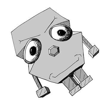 Baby Robot by niry