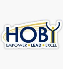 Hugh O'Brian Youth Leadership Seminar Art Sticker
