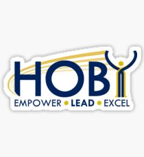 Hugh O'Brian Youth Leadership Seminar Art Sticker