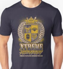 XTREME HIERARCHY COAT OF ARMS Unisex T-Shirt