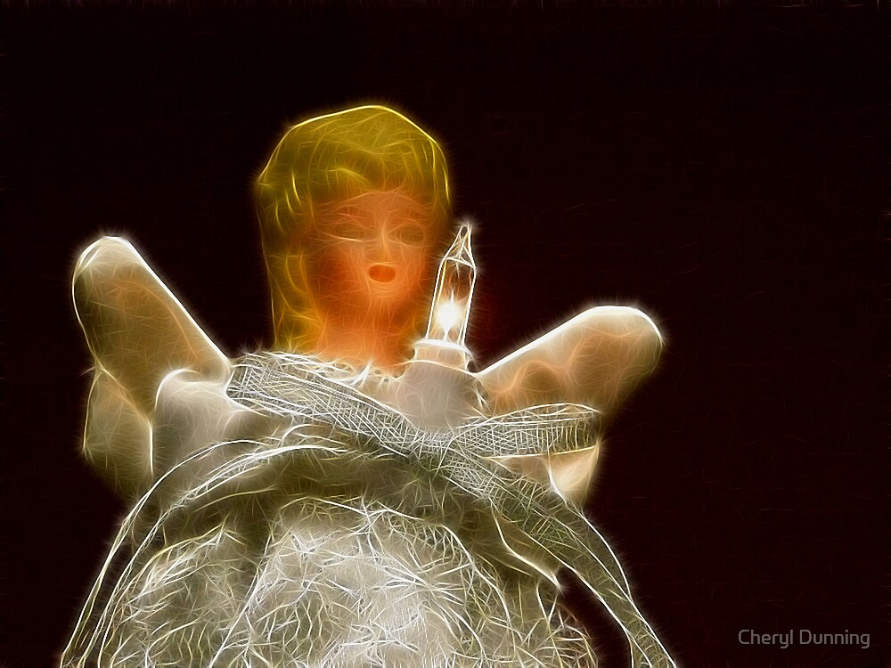 angel by Cheryl Dunning