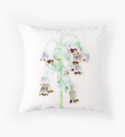 Pastel Bells Throw Pillow