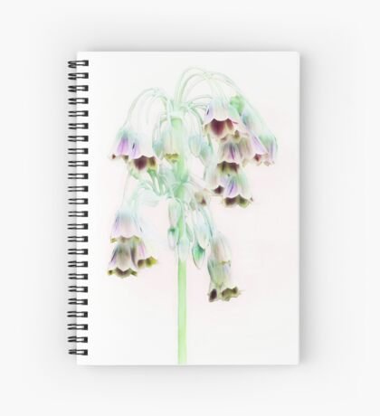 Pastel Bells Spiral Notebook