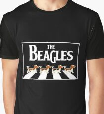 The Beagles Graphic T-Shirt