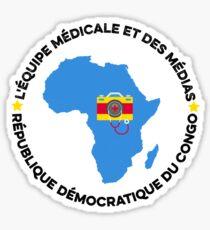 africa team Sticker