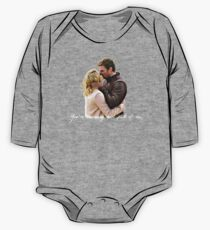 Olicity Wedding Vows - You're The Very Best Part Of Me One Piece - Long Sleeve
