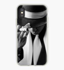 Jay-z B/W iPhone Case