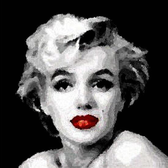 Marilyn by greve